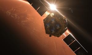 화성 탐사 '르네상스'… UAE와 중국에 이어 18 일 화성 궤도